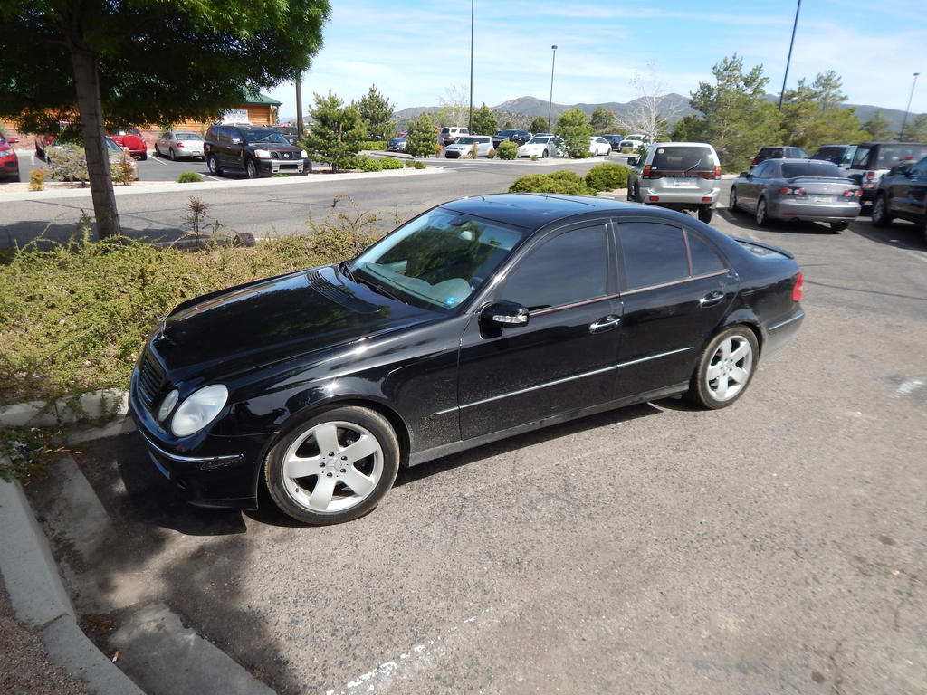 2004 Mercedes Benz E500 (W211) By CadillacBrony ...