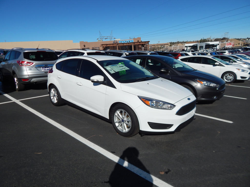 2008 ford focus hatchback se automatic. Black Bedroom Furniture Sets. Home Design Ideas