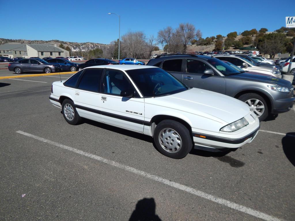 1991 pontiac grand prix le sedan by germanidolgod on deviantart 1991 pontiac grand prix le sedan by
