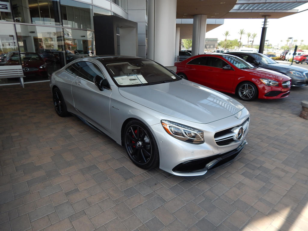 2017 Mercedes Benz S63 Amg Coupe C217 By Liebelivedeville