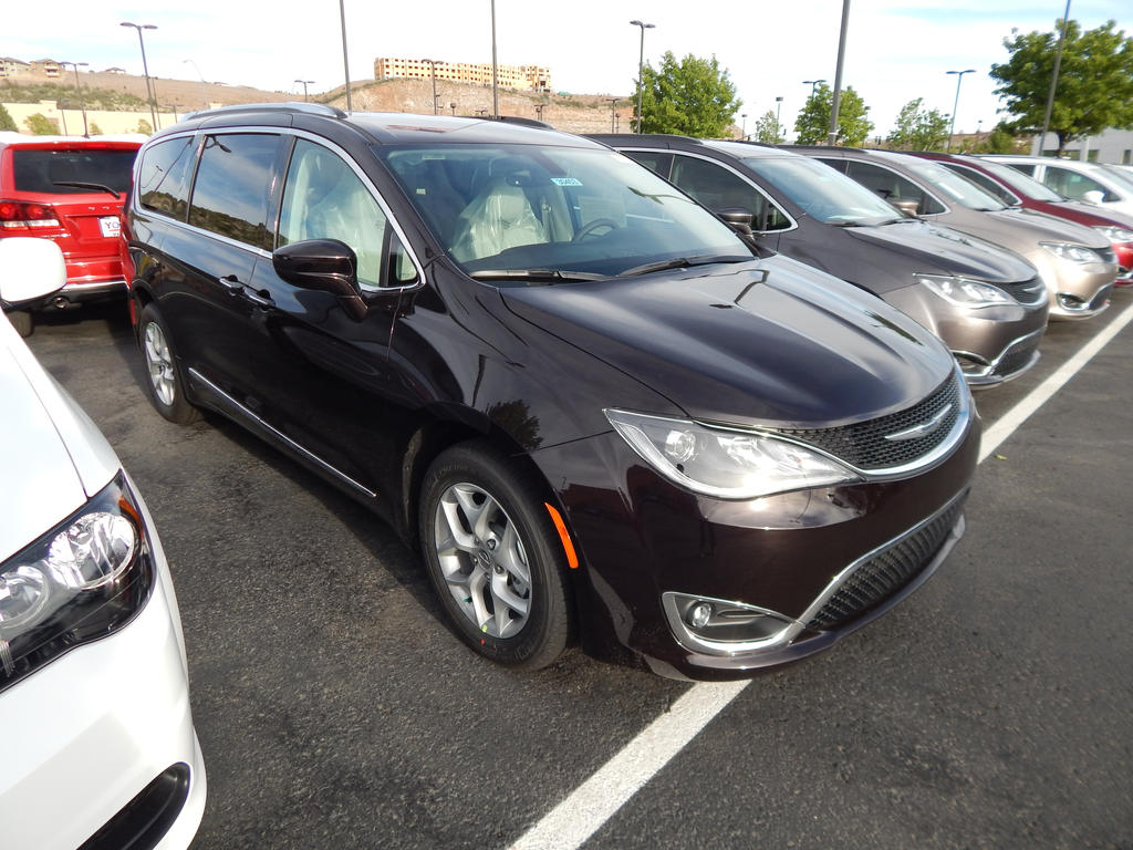 2017 Chrysler Pacifica Touring L Plus By Cadillacbrony On