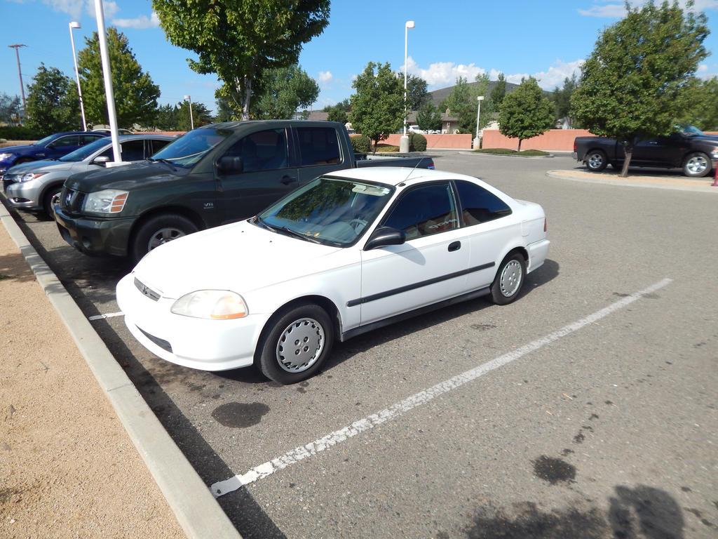 1997 Honda Civic DX Coupe By CadillacBrony ...