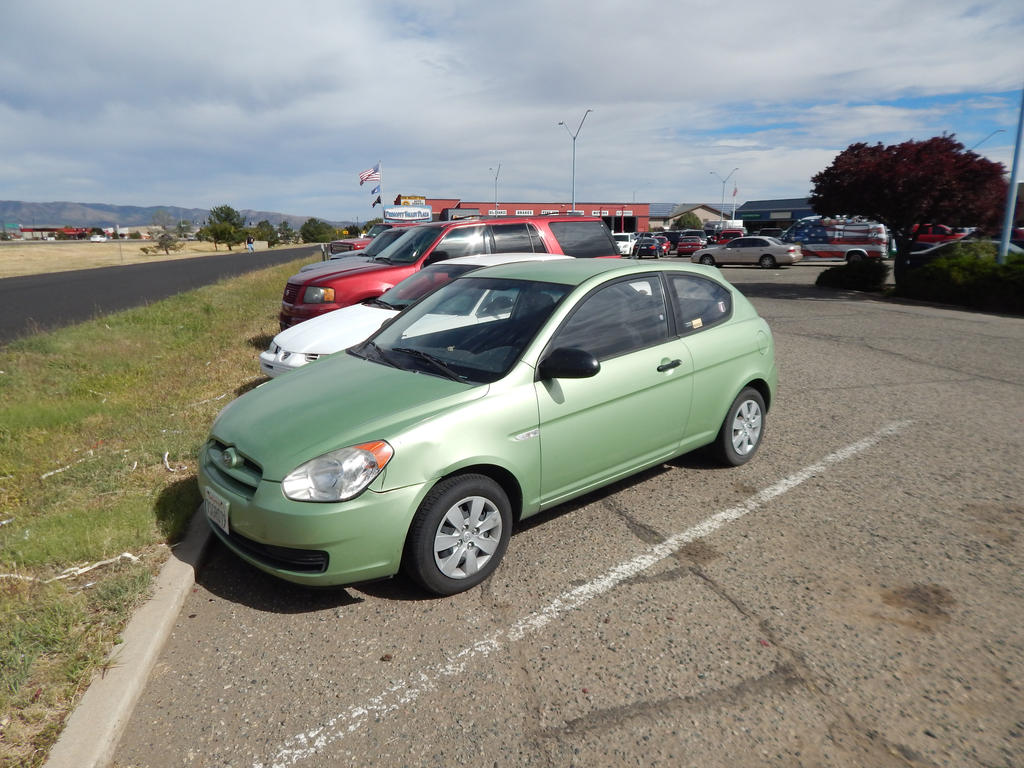 2008 Hyundai Accent GS Hatchback By CadillacBrony ...