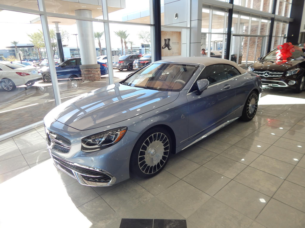2017 mercedes maybach s650 cabriolet by cadillacbrony on for Mercedes benz s650