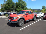 2010 Ford F150 SVT Raptor SuperCab