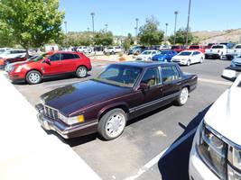 1993 Cadillac Sedan deVille Touring