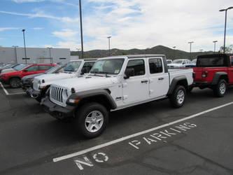2020 Jeep Gladiator Sport (JT)