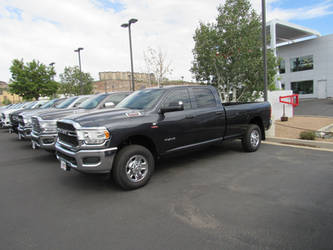 2019 Ram 3500 Tradesman Crew Cab by LiebeLiveDeVille