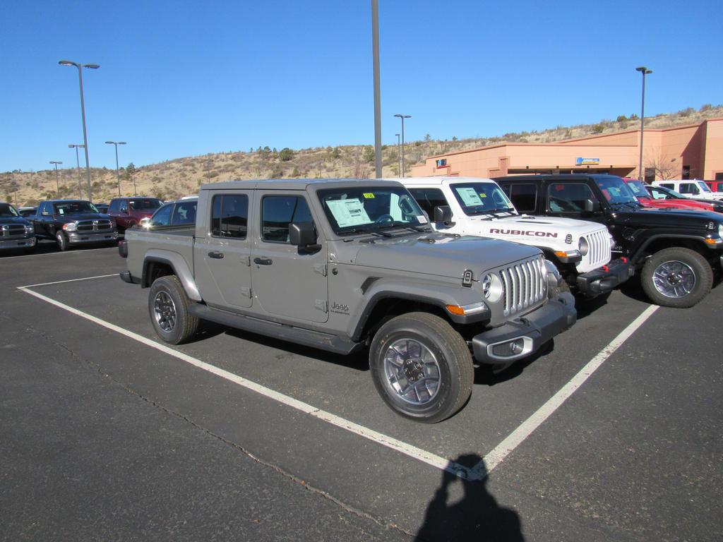 2020 Jeep Gladiator Overland (JT)