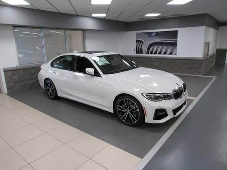 2019 BMW 330i Sedan (G20)