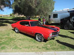 1971 Chevrolet Chevelle SS454 Coupe