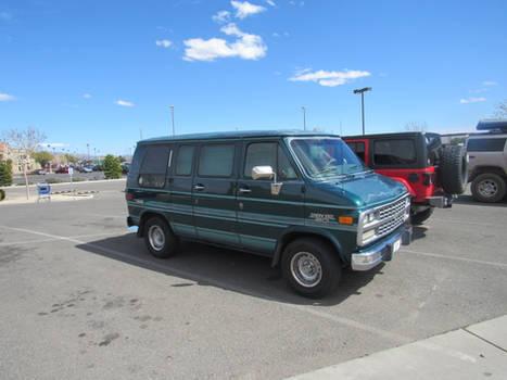 1994 Chevrolet G20 Gladiator SWB Conversion Van