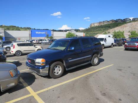 2001 GMC Yukon SLT (GMT800)