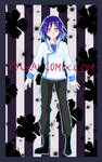 Noir Flowers Design by RyuKais-Comix