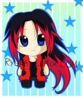 Chibi mascot by RyuKais-Comix