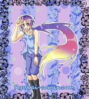 colours OC redone version by RyuKais-Comix