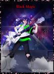 Eren and the custom guitar