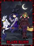 A Black Magic Halloween