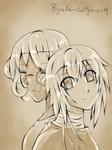 Lyn and Eren