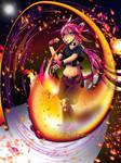 mystical flames