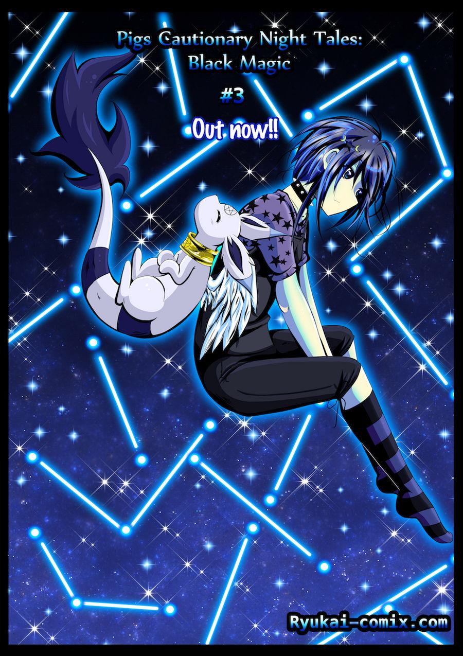 Black magic #3 by RyuKais-Comix