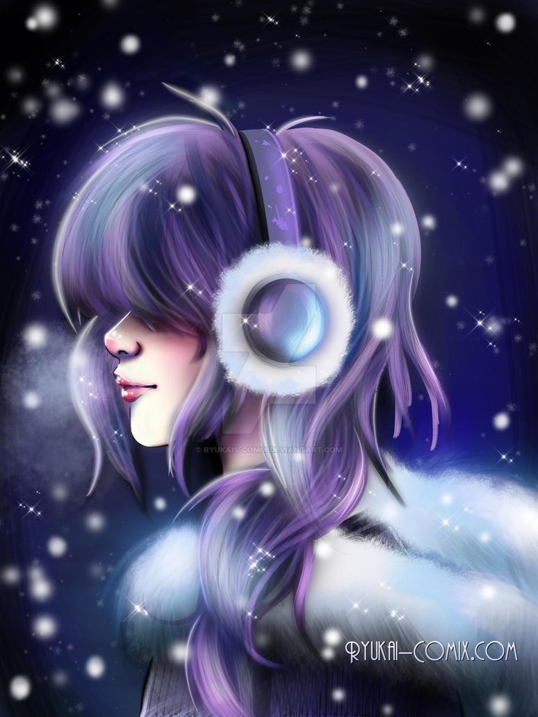 Winter time by RyuKais-Comix