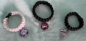 New bracelets now on Etsy!