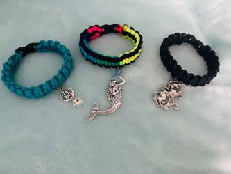 New bracelets now on Etsy