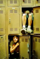 locker by LouiseAttaque