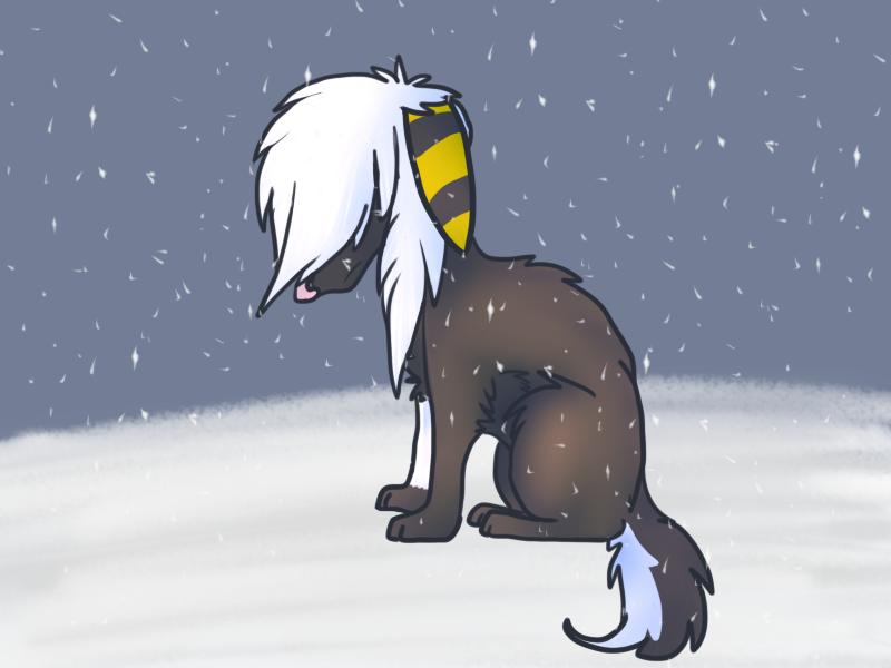 snowy.. by Vuhuchenlein