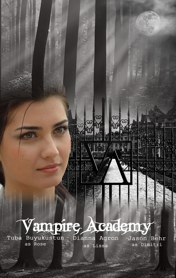 Vampire Academy movie poster by ~EmmaNathalie on deviantART
