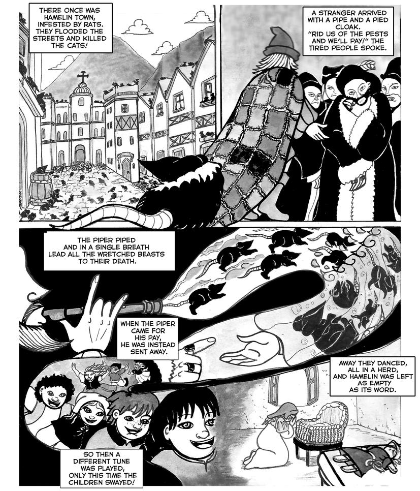 The Children of Hamelin Page 1 by CaranVeSereg