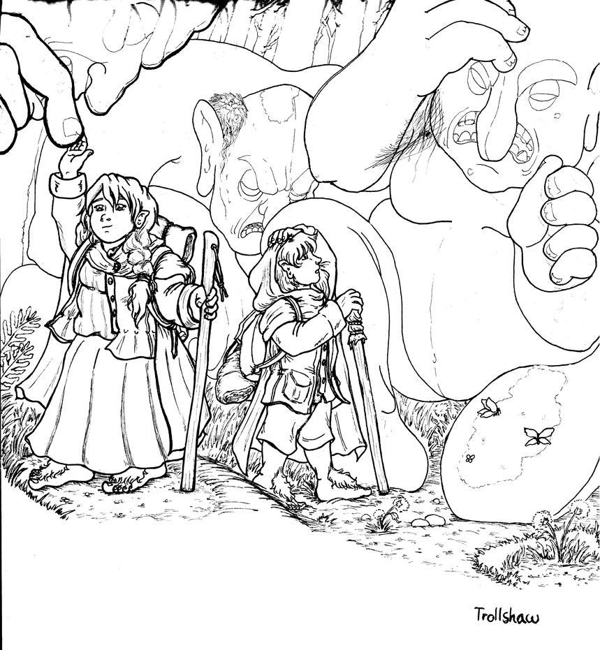 Hidden Paths Illustration by CaranVeSereg