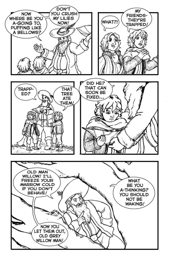 Tom Bombadil Page 8 by CaranVeSereg