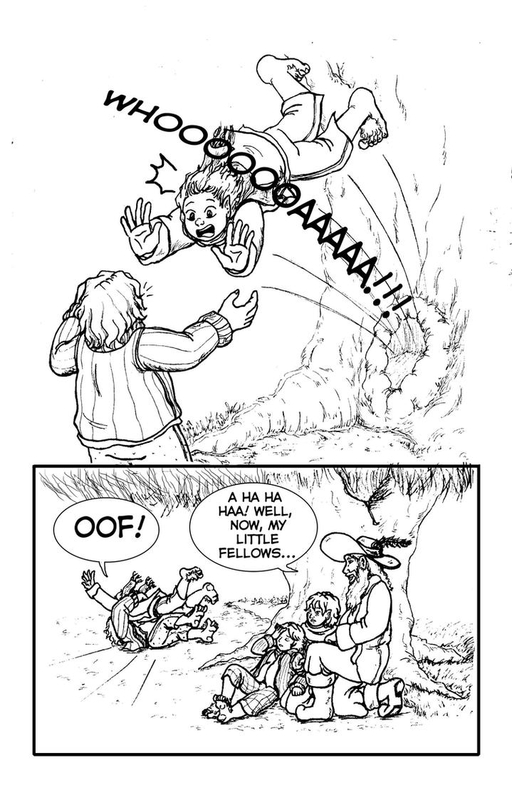 Tom Bombadil Page 10 by CaranVeSereg