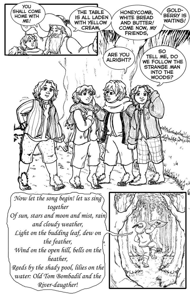 Tom Bombadil Page 11 by CaranVeSereg