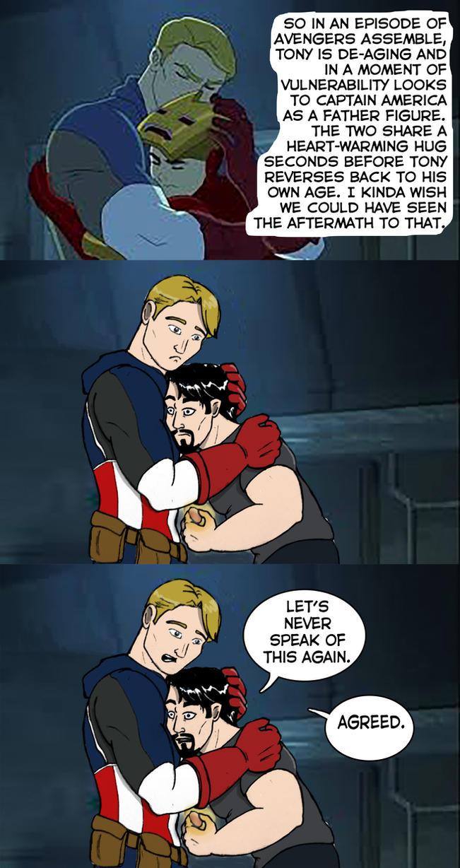 Avengers Assemble The Age of Tony Stark by CaranVeSereg
