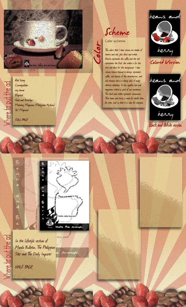 Beans and Berry brochure 2. by marshiemars