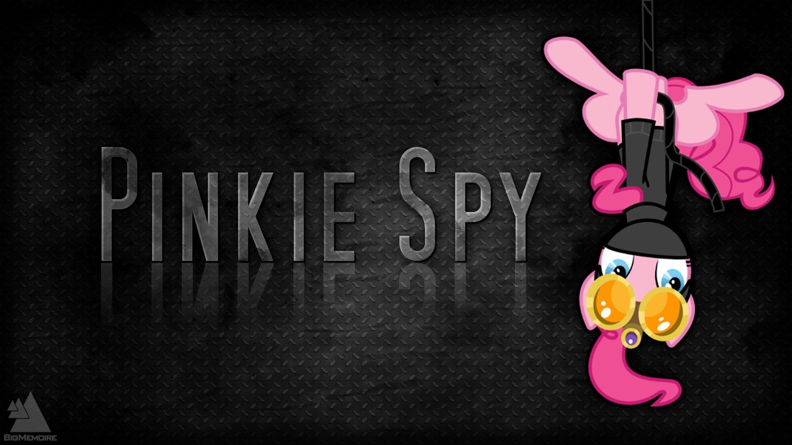 Pinkie Spy Wallpaper 1 by BigMemoire