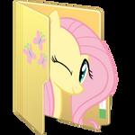 Fluttershy Folder Icon
