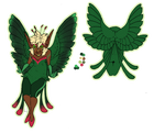 CE Contest Entry: Emerald Faerie