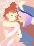 Haruka and Kanata