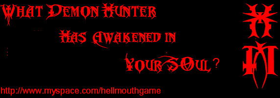 Hellmouth: The Awakening part by MyXdarkXintentions