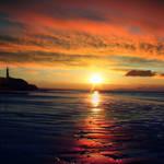 Dream sunset.