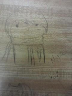 Desk doodles 9 by 222222555555