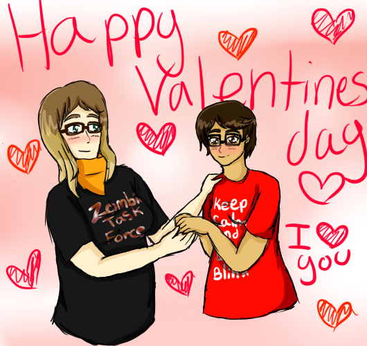 Happy Valentines Day Babe By 222222555555 ...