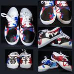 Commission: Fullmetal Alchemist shoes