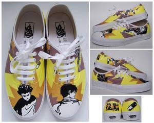 Akira shoe commission