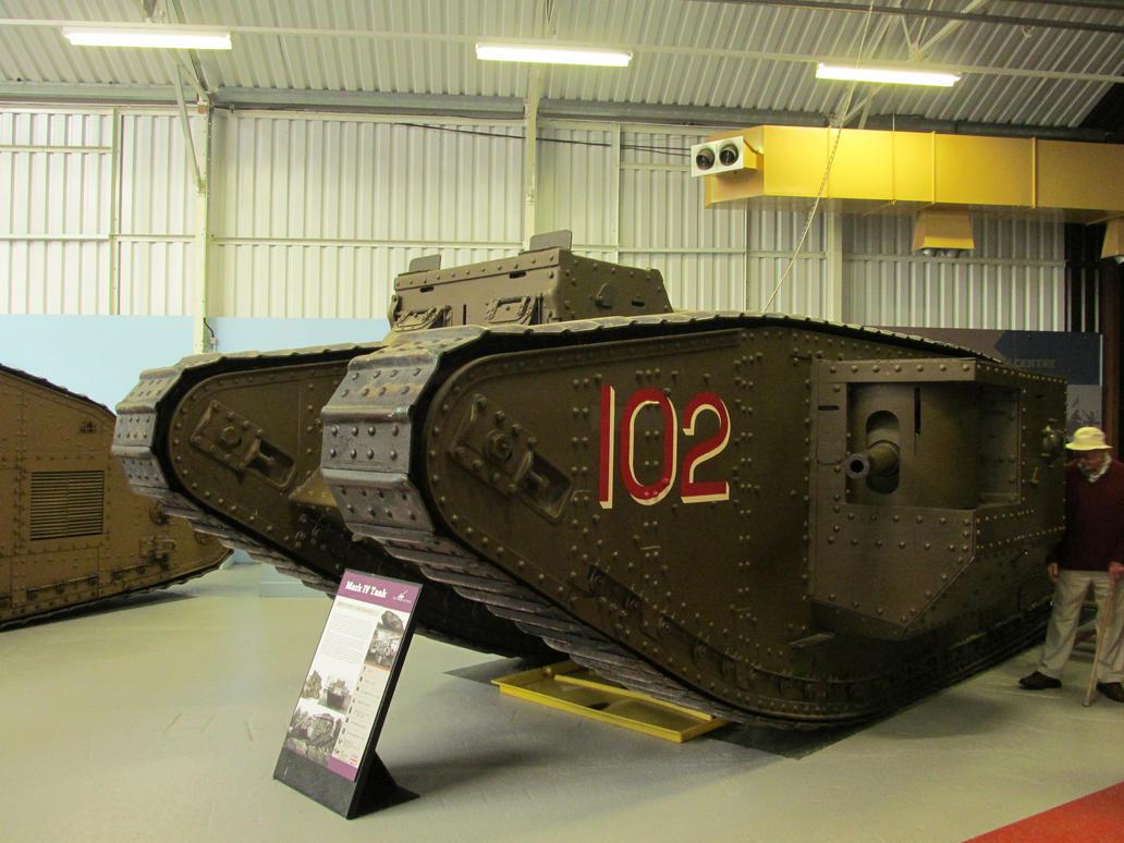 tank fest no17 by SKEGGY