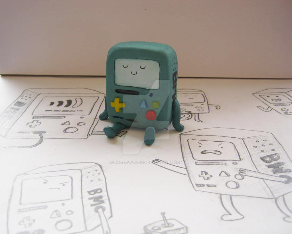 Beemo by GhostlyCloud